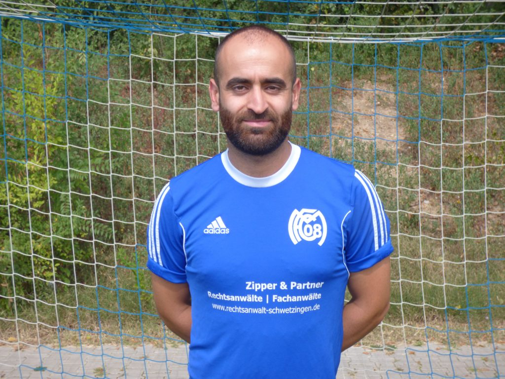 Name: Abdolaziz Hassan   Position: Sturm