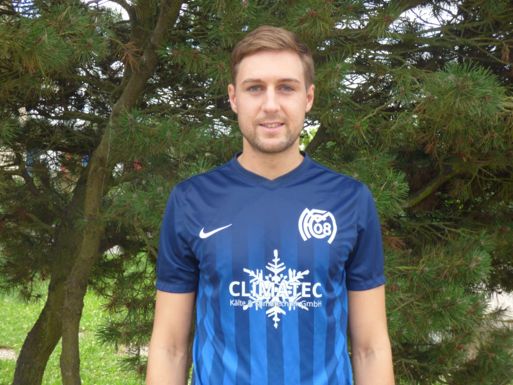 Name: Alexander Ulm  Position: Mittelfeld