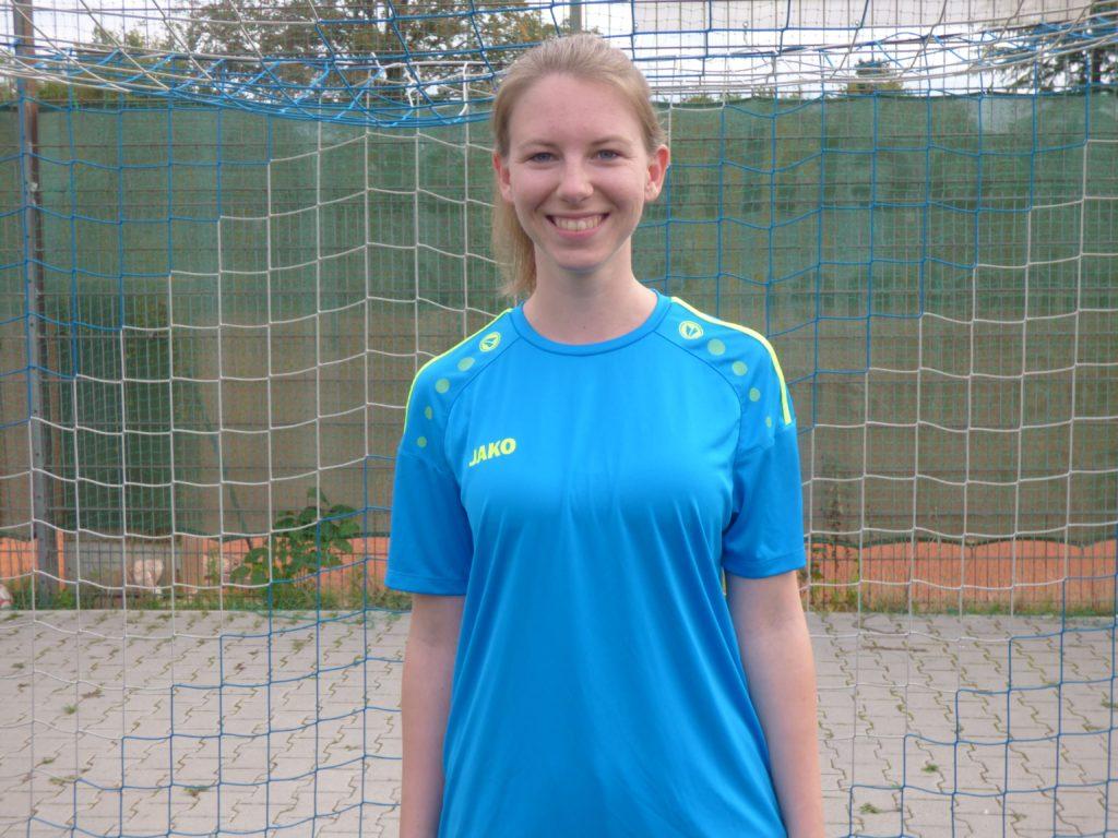 Name: Astrid Kaiser Position: Mittelfeld
