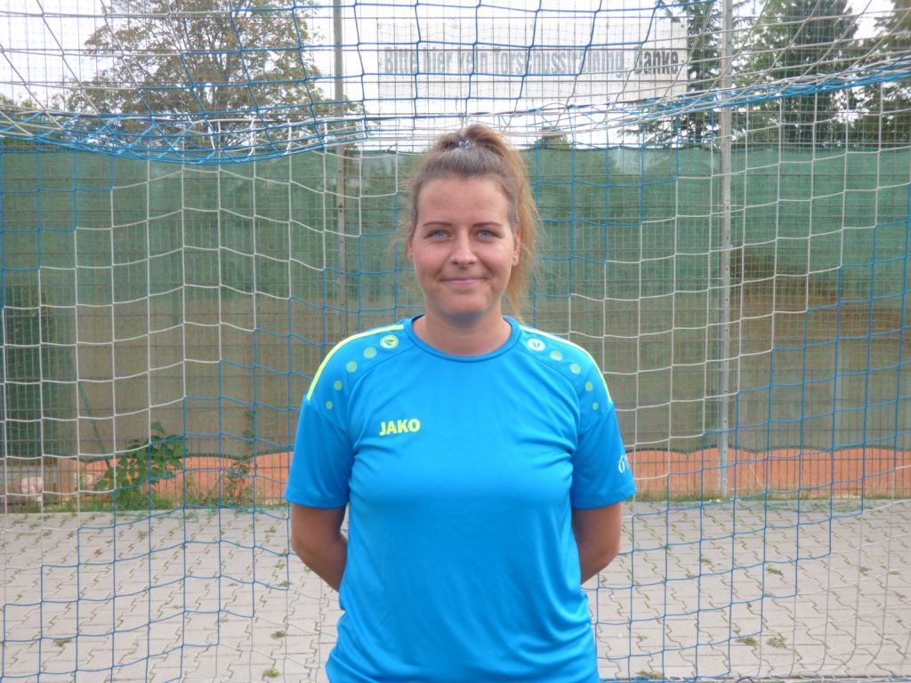 Name: Bianca Schmidt  Position: Mittelfeld