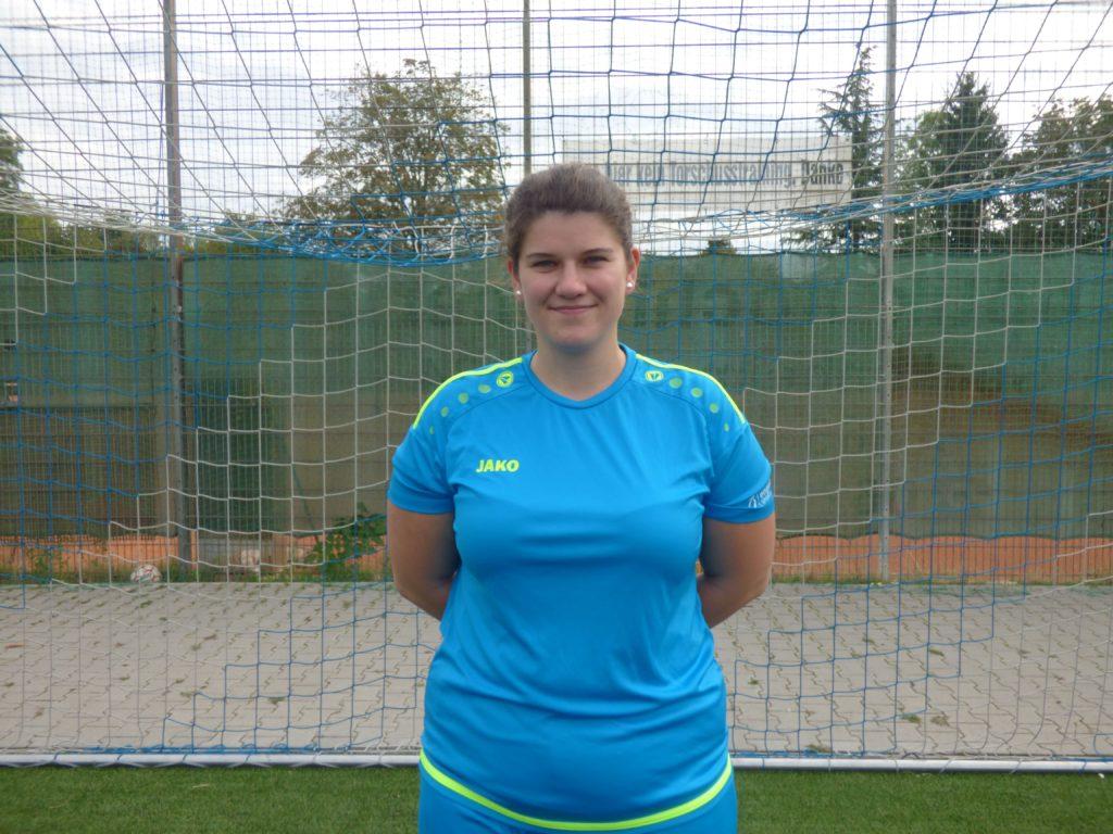 Name: Elisabeth Koller Position: Mittelfeld