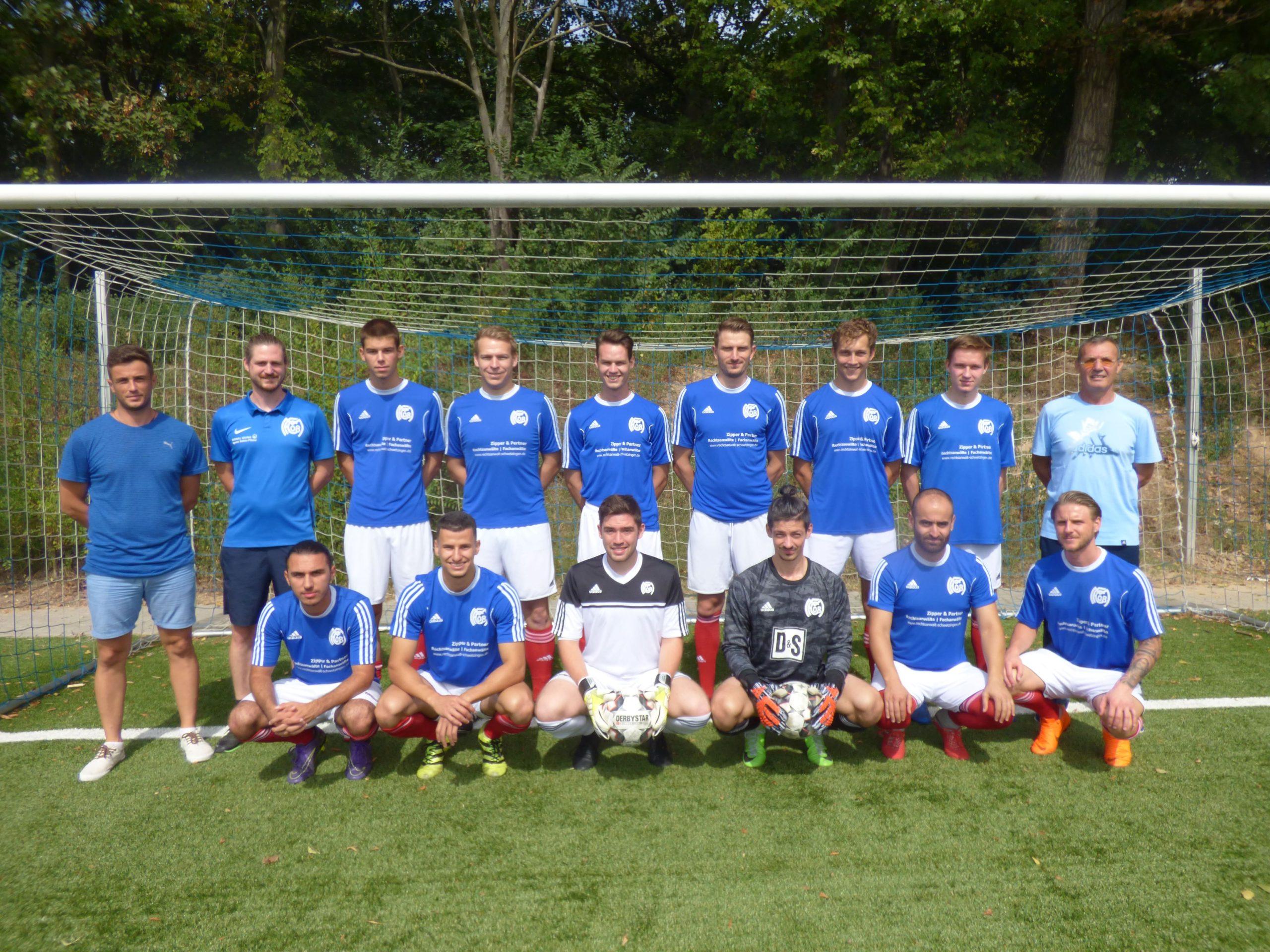 MFC 08 Lindenhof – KSC Schwetzingen 1:0 (0:0)