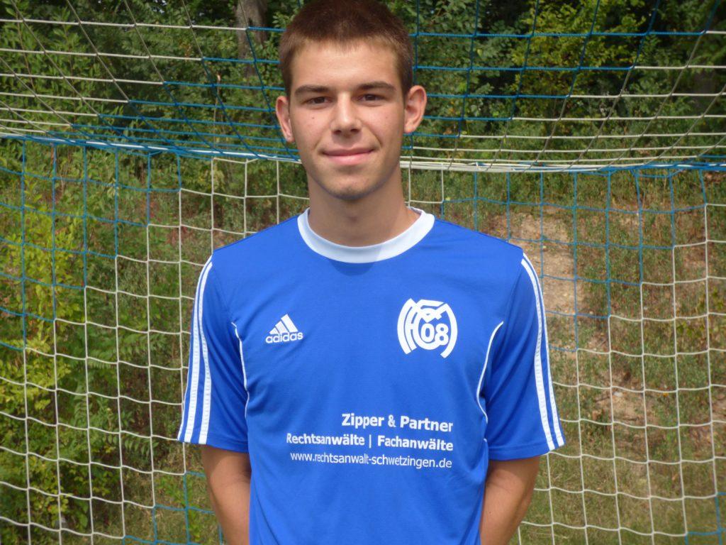 Name: Felix Müller   Position: Mittelfeld
