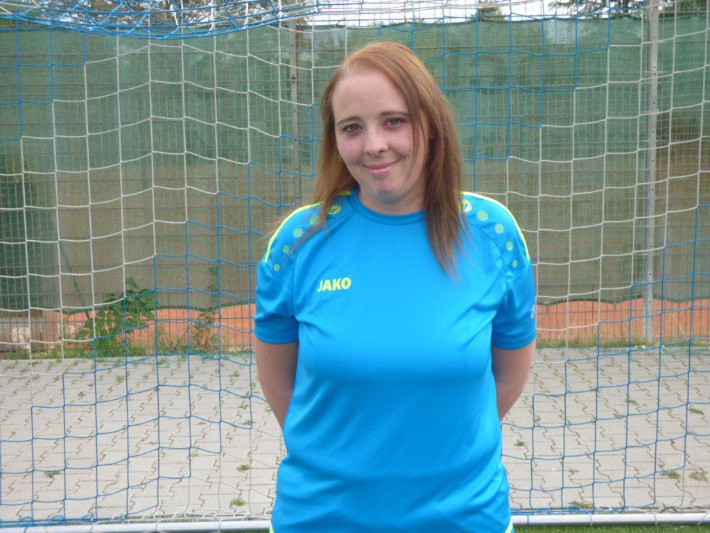 Name: Isabelle Pleli  Position: Mittelfeld