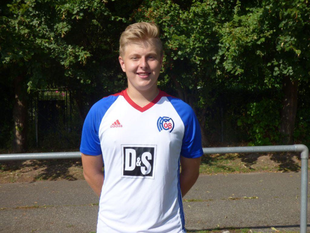 Name: Johannes Barutzki  Position: Abwehr