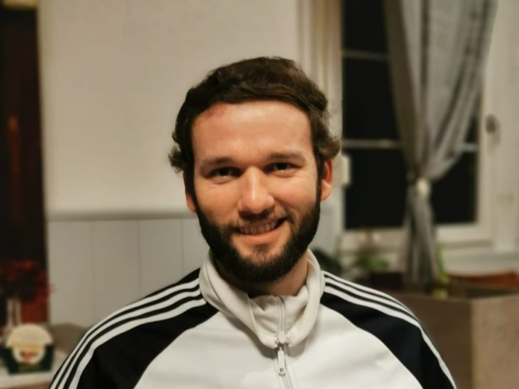 Name: Jonas Mann   Position: Abwehr
