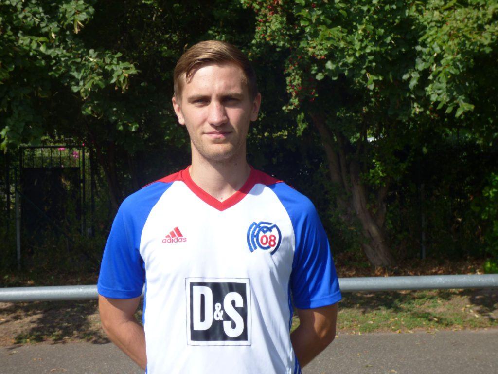 Name: Jonas Siebner  Position: Abwehr