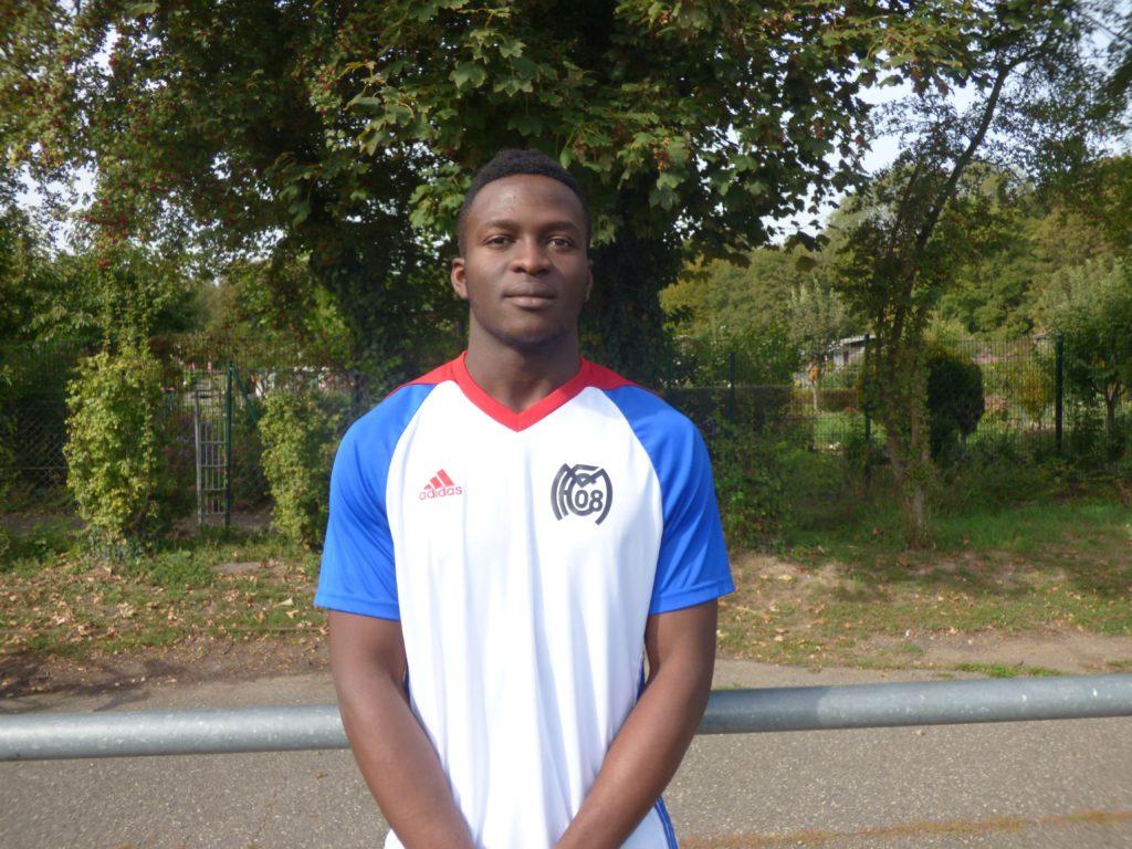 Name: Justin Obuso  Position: Sturm