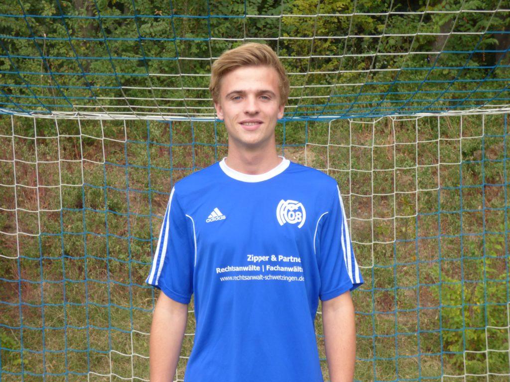 Name: Leon Umstätter   Position: Sturm