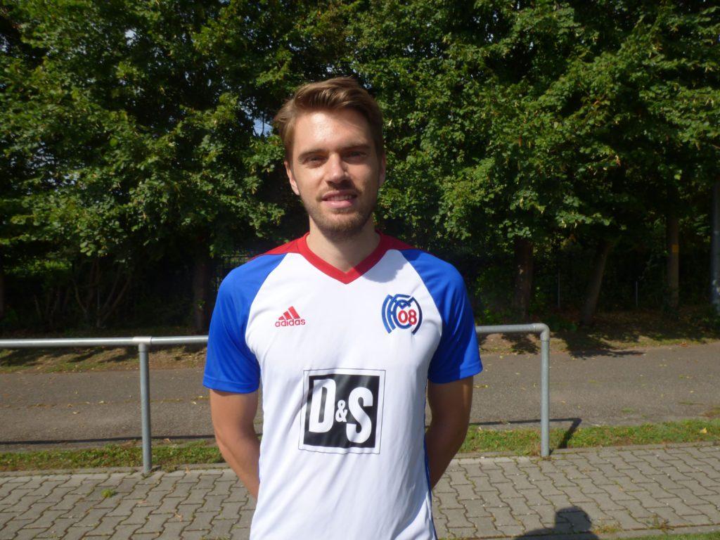 Name: Matthias Rösinger  Position: Mittelfeld