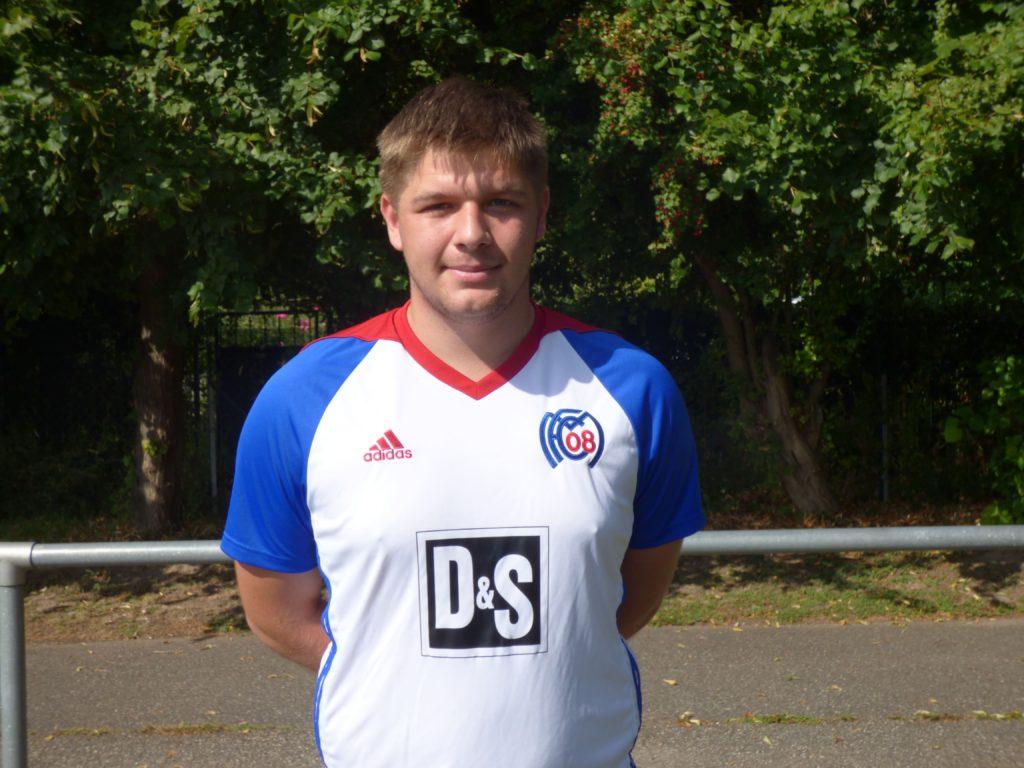 Name: Nico Jehle  Position: Mittelfeld