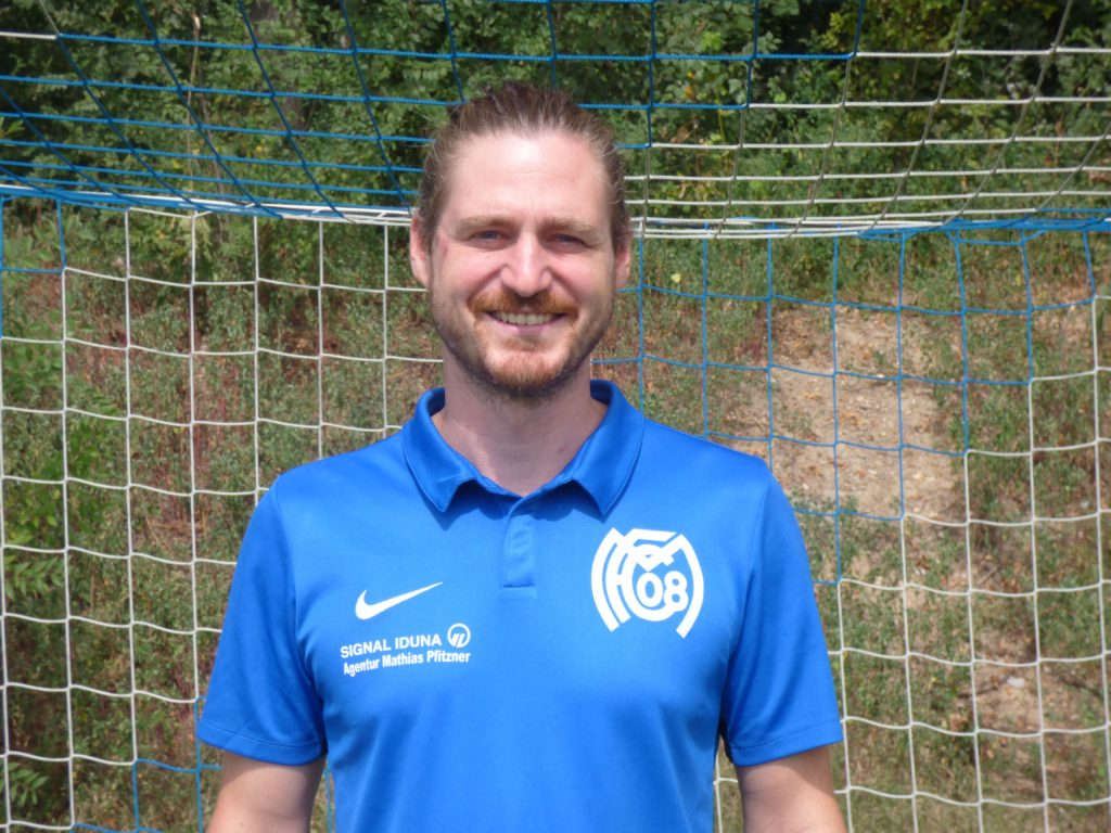 Name: Sascha Graßmann  Position: Co-Trainer