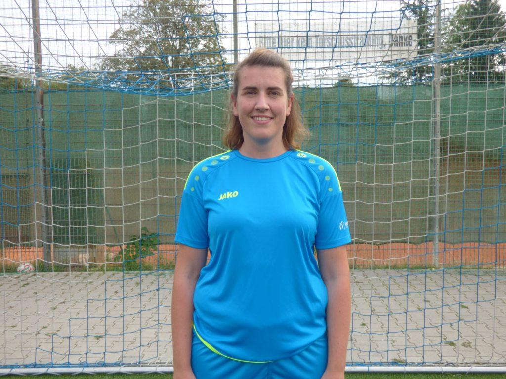 Name: Sophie Holschneider Position: Mittelfeld
