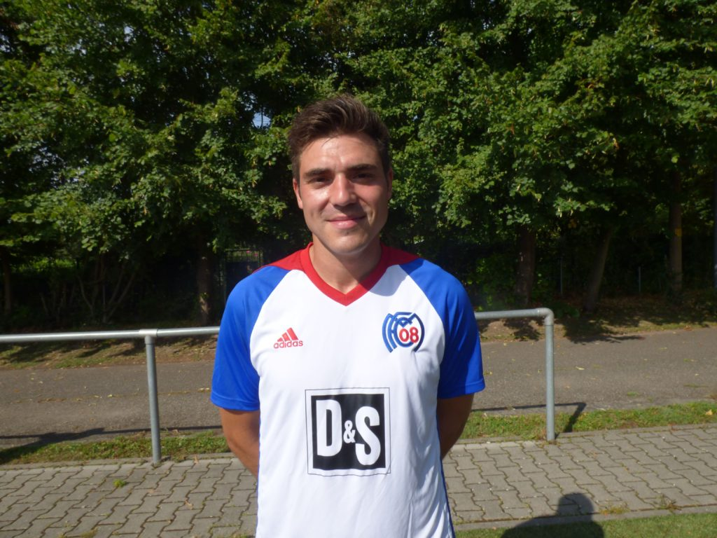 Name: Steffen Kerber  Position: Abwehr