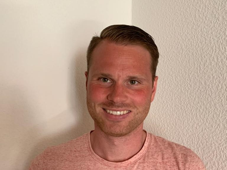 Name: Patrick Heinzelmann Position: Trainer 1. Mannschaft