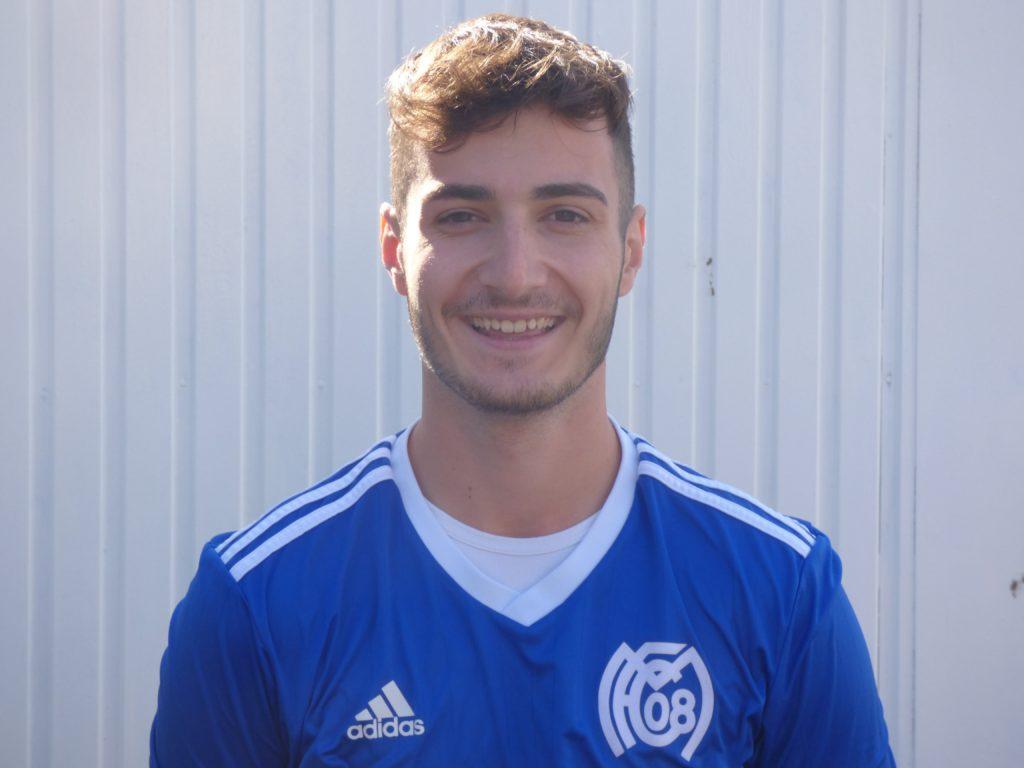 Name: Christian Ingrasci Position: Mittelfeld