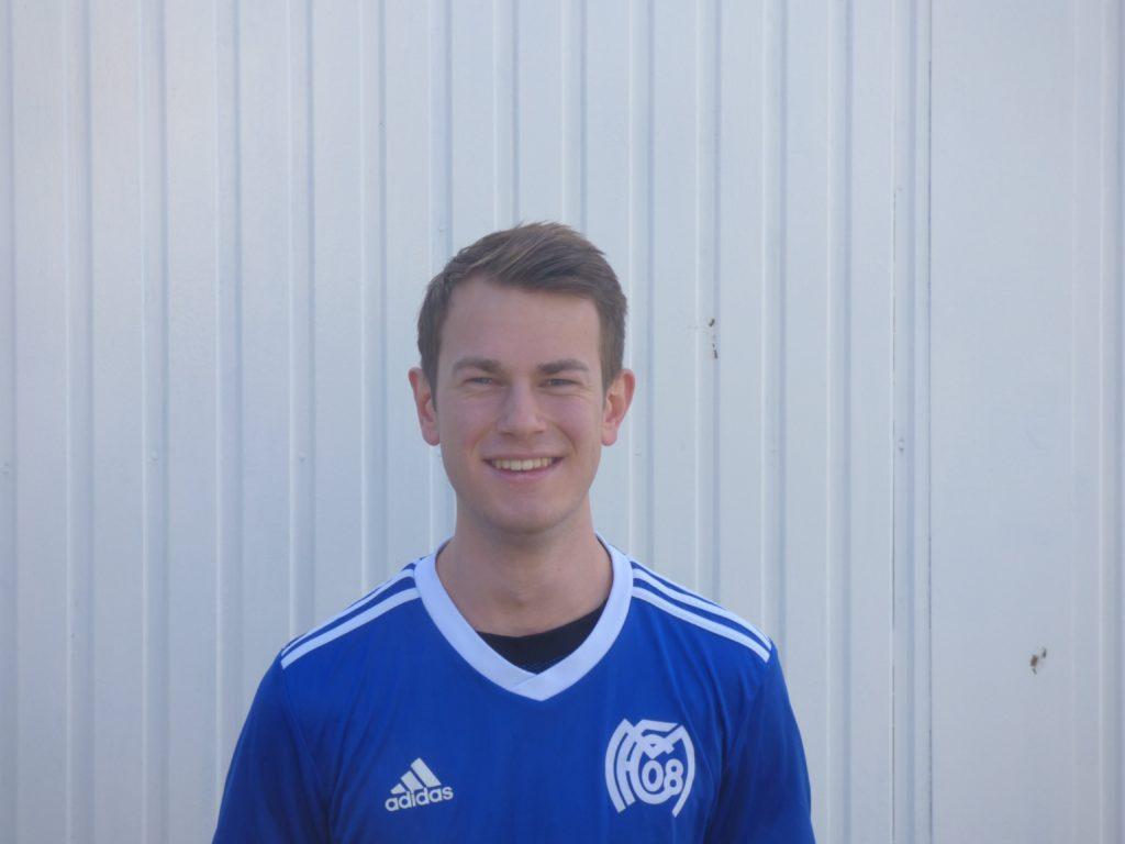 Name: Daniel Hostadt Position: Mittelfeld