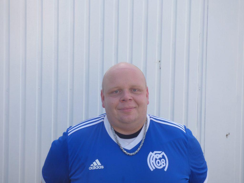 Name: Marcel Pieritz Position: Co-Trainer