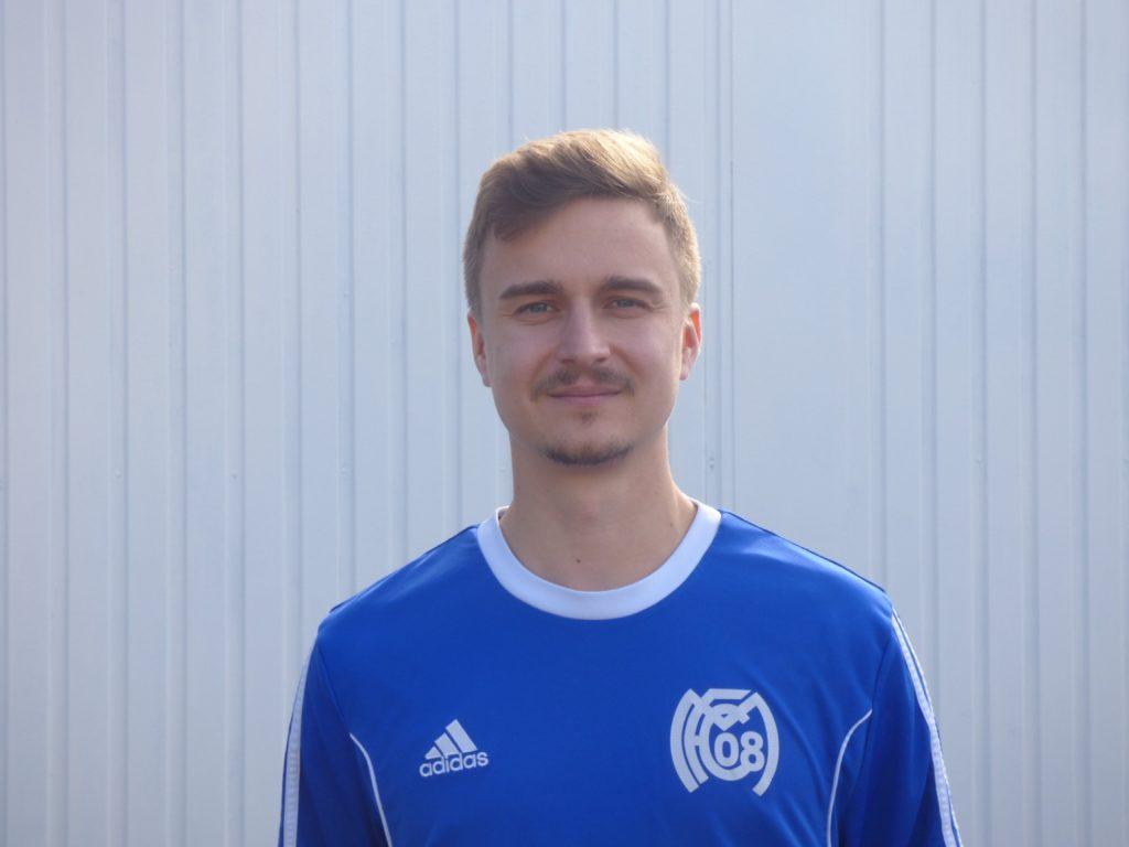 Name: Marcus Joswig Position: Mittelfeld