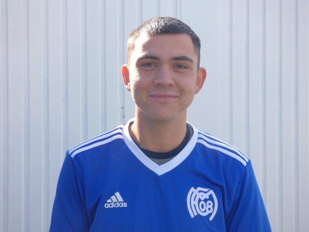 Name: Nico Benke Position: Mittelfeld