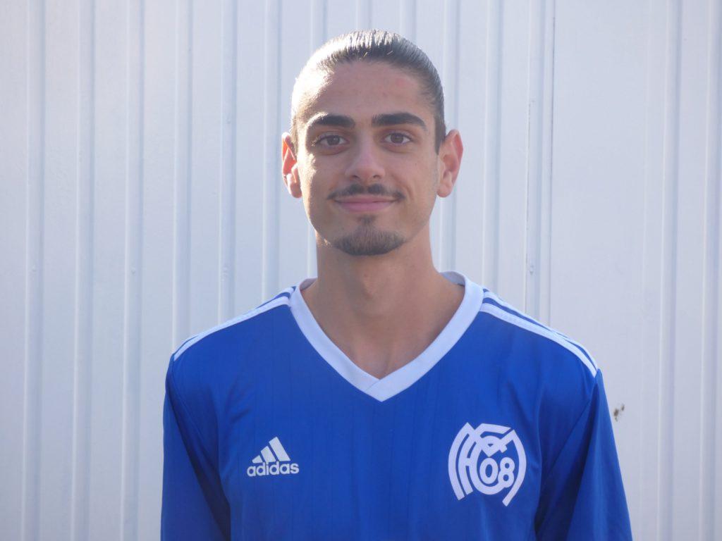 Name: Sebastiano Fallico Position: Angriff