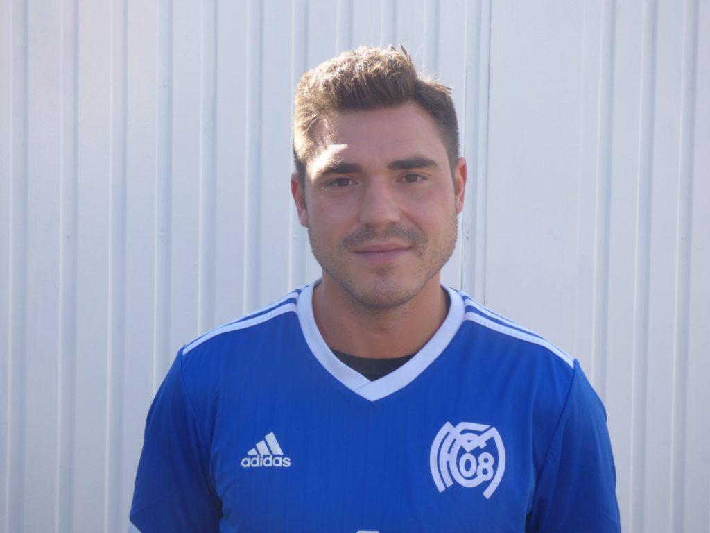 Name: Steffen Kerber Position: Verteidigung