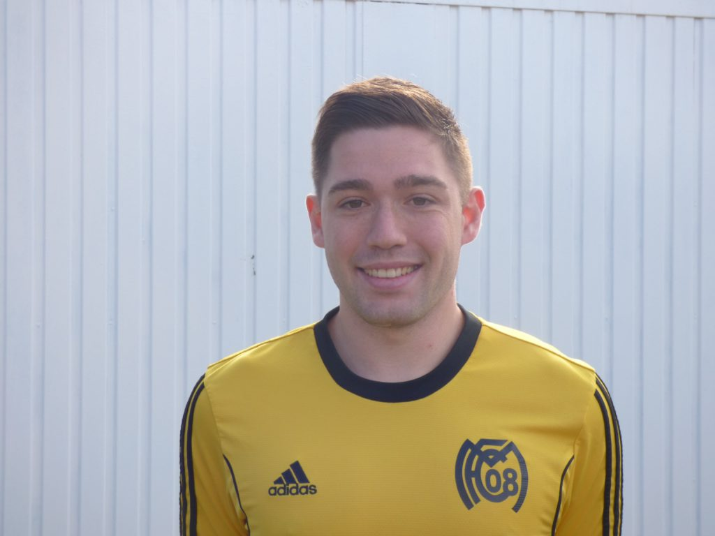 Name: Timo Jehle  Position: Torwart
