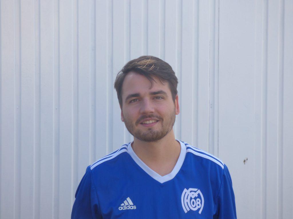 Name: Yannick Werle Position: Mittelfeld